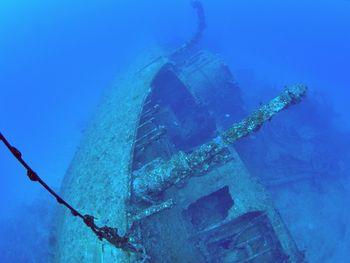 沖縄の沈没船 第二次世界大戦のエモンズ 2