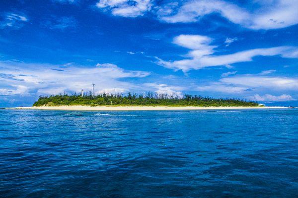 クロワッサンアイランド 水納島