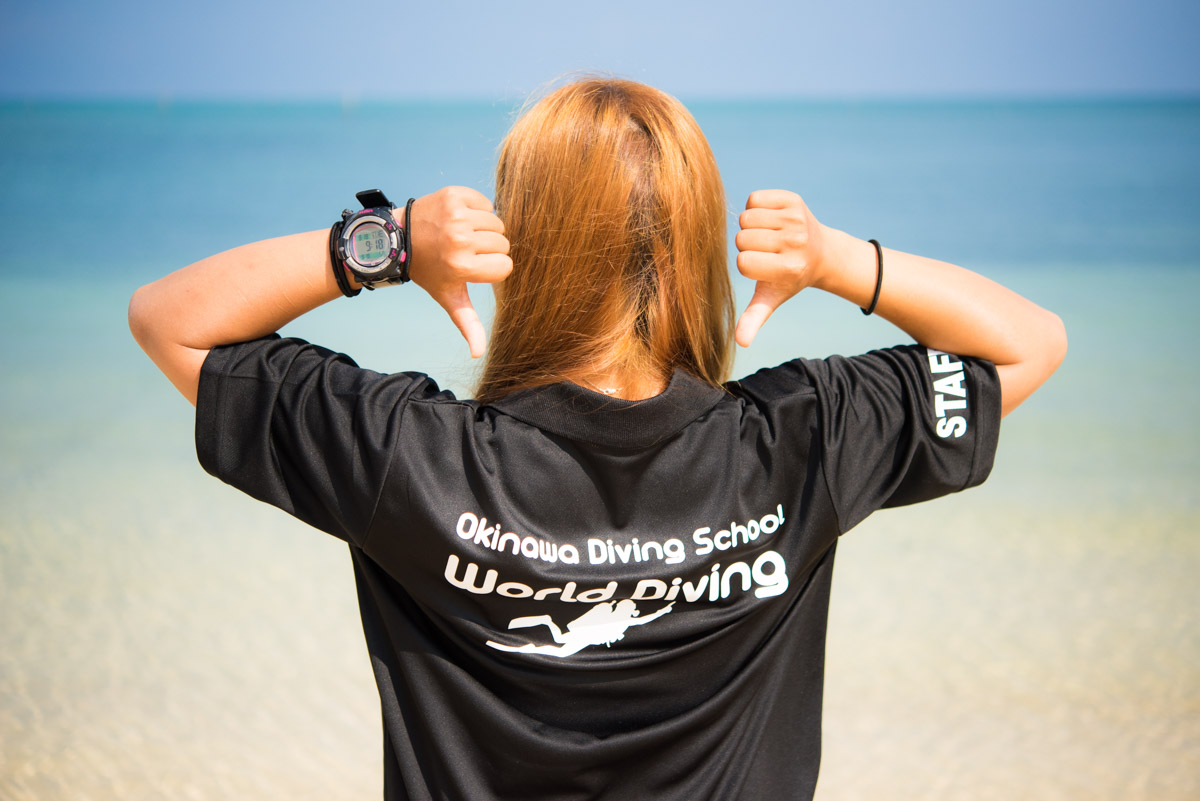 ダイビングのよくあるご質問・Q&A