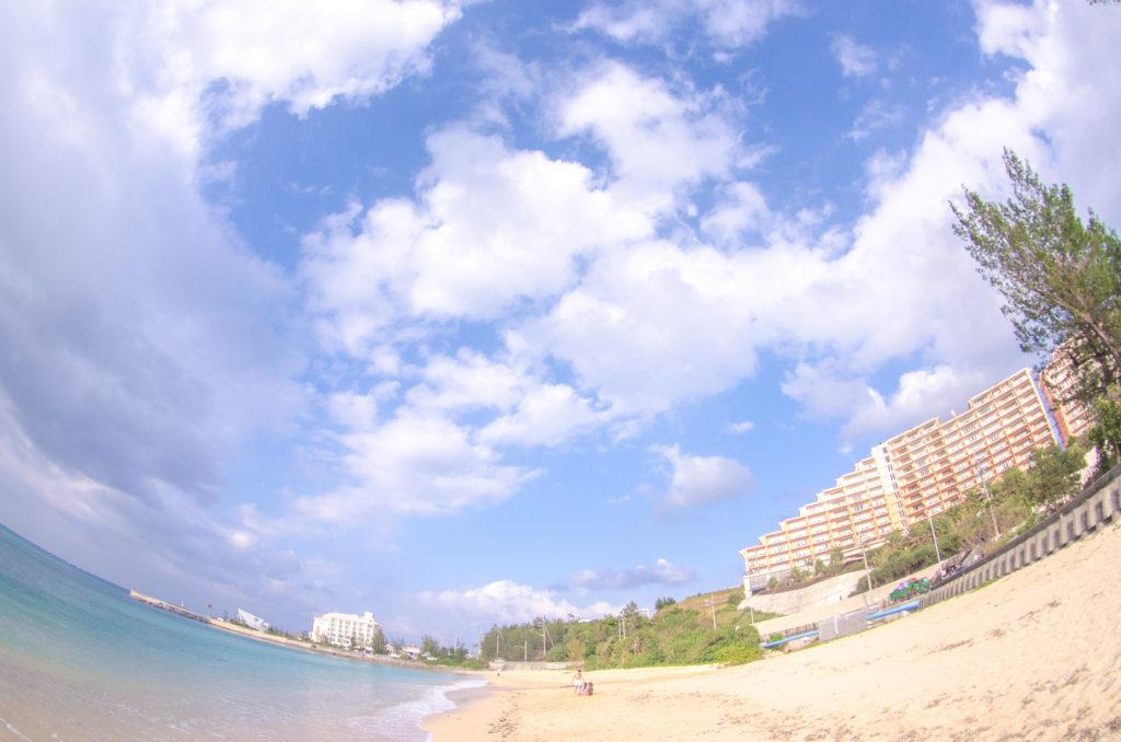 恩納村 絶景ビーチ 沖縄海岸国定公園