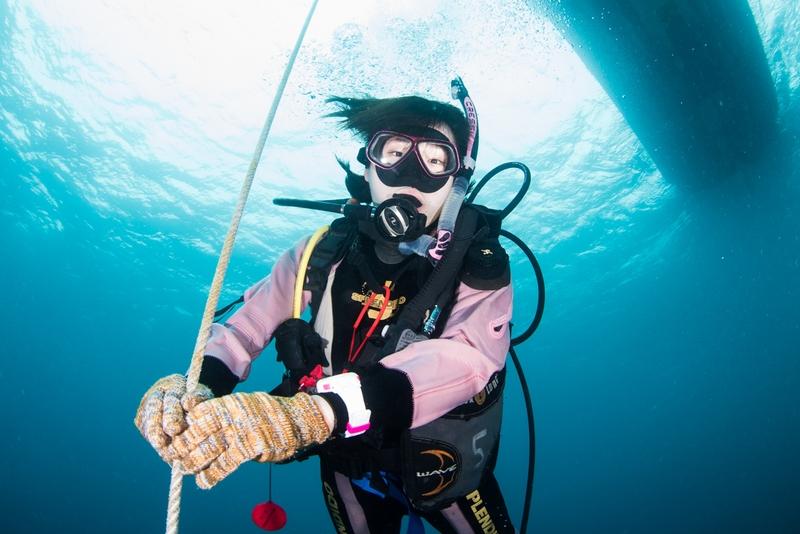 恩納村 ダイビングスタッフの募集・未経験者歓迎